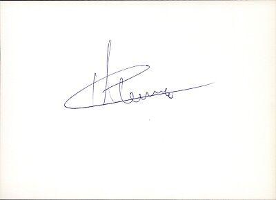 Hubert Meunier Luxemburg Fußball original signiert Autogramm Autograph (Flo-5757