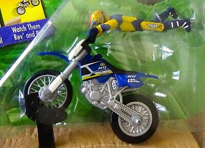 "2000 19 yr old MXS Road Champs Kenny Bartram Dirt bike Freestyle Rev ""n' Rips"