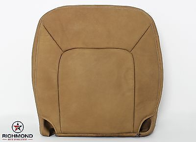 (2006 Ford Expedition King Ranch 2WD 4X4 -Driver Side Bottom Leather Seat Cover)