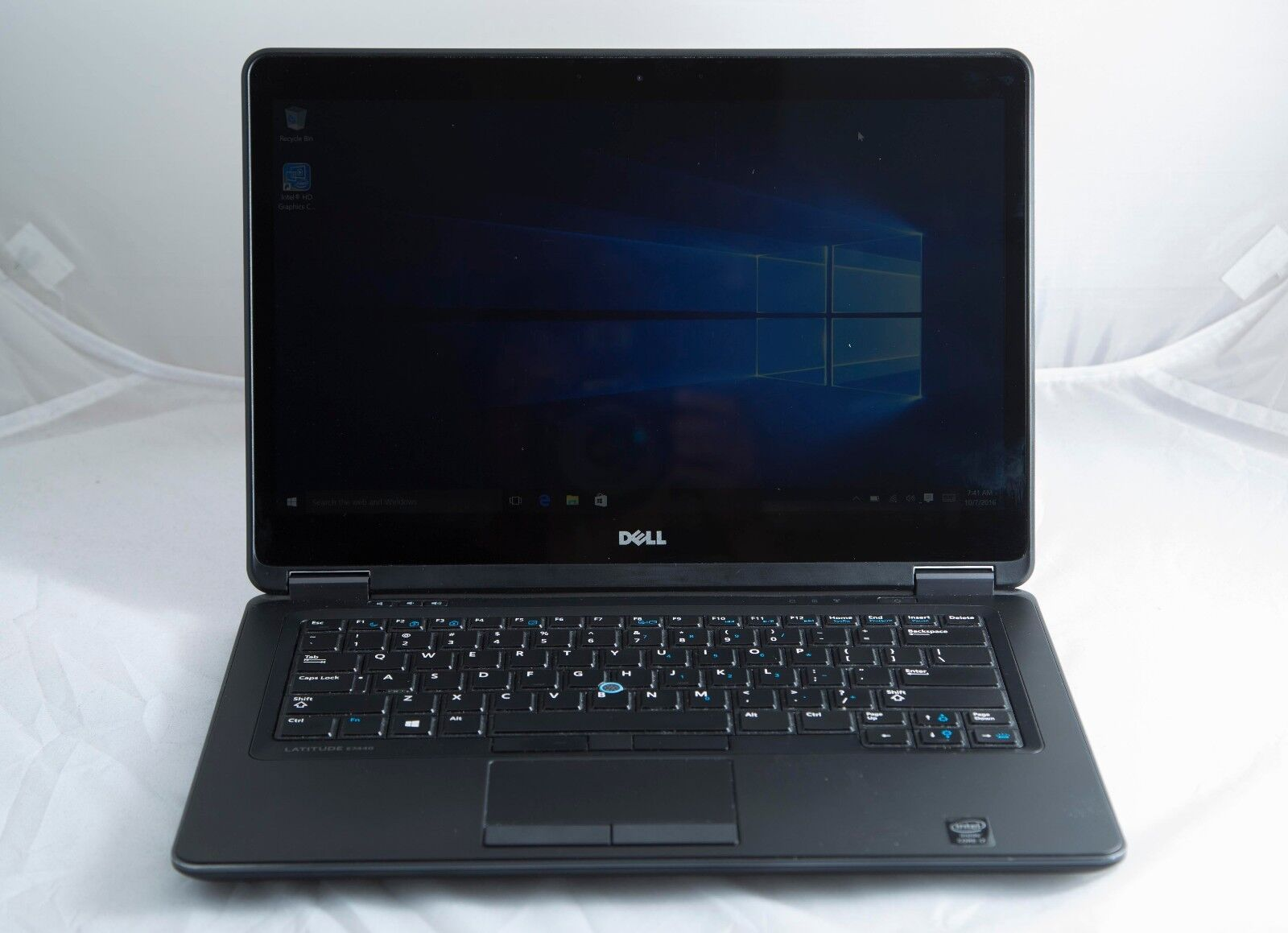 "Dell Ultrabook E7440 14"" Core i7-4600u 2.1GHZ 16GB 256GB SSD 1080p Win 7 Laptop"