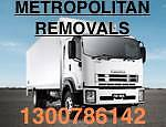 METROPOLITAN MOVERS/ REMOVALIST MELBOURNE. $55/HR. START. Melbourne CBD Melbourne City Preview