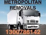 METROPOLITAN MOVER/REMOVALS MELBOURNE CHEAPEST. Melbourne CBD Melbourne City Preview