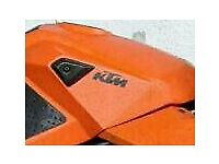 KTM RC8 parts wanted