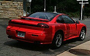 Classic 1992 Dodge Stealth Twin Turbo  5 speed