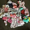 Baby girls clothes 000, 00 & 0 + baby shoes - huge bundle! Kenmore Brisbane North West Preview