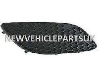 VAUXHALL ZAFIRA B 2008-2014 FRONT BUMPER FOG GRILLE DRIVER SIDE NEW HIGH QUALITY NEW FREE DELIVERY