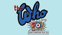 Great Tickets for The Who! Calgary Saddledome May 10.