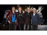 The Rolling Stones - No Filter Tour - 8 Gold Circle Tickets