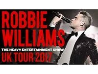 Robbie Williams Tickets Millennium Stadium Cardiff Weds 21st June 2017