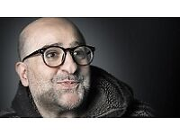 Omid Djalili- at Swan Theatre High Wycombe-on Sat. 1st April- 2 tickets at £16 each