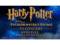 Harry Potter Concert Tickets X 2 *Excellent Seats* SSE Hydro Sat 20 May 7.30pm- £55 Each