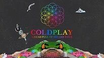 Coldplay Head Full Of Dreams Melbourne Tour Mount Waverley Monash Area Preview