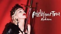Madonna Rebel Heart tour two tickets