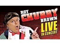 Roy cubby brown tickets