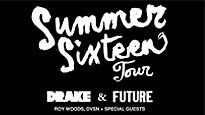 Drake: Summer Sixteen Tour with Future