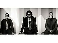 2 x Manic Street Preachers seated tickets: Friday 4th May 2018, Wembley Arena
