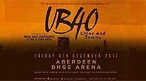 2 UB40 tickets secc armidillo