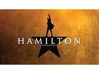 1 Hamilton - An American Musical - ticket for Feb 19 2018