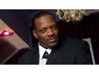Alexander O'Neal - on 4th July At The Old Naval College Greenwich London