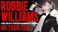 Robbie Williams Tickets - Dublin