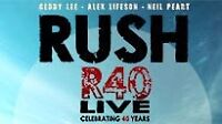 Pair of Tickets for Rush tickets in Toronto Friday June 19