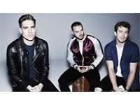 Busted tickets (standing) @ Cliffs, Southend - up to 3 tkts