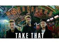 2 Take that tickets