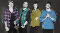 One Direction: On The Road **FLOOR SEATS A2**