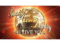 Strictly Come Dancing Live Show @ The Hydro Sat 28th Jan 14:30