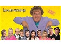 Good Mourning Mrs Brown - SSE Hydro - 1st April 2pm- 2 Seated Tickets