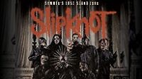 2 tickets to October 18th Slipknot concert - Edmonton