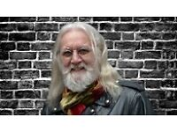 Two tickets for Billy Connolly's High Horse Tour at The Echo Arena in November - Floor Level