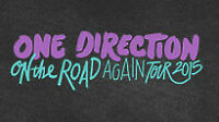 One Direction On the Road Again tour Toronto 2015