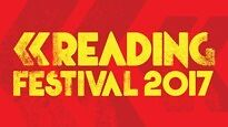 Reading Festival 2017 weekend camping ticket + early bird ticket