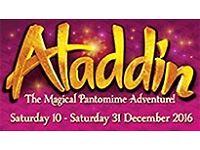 Aladdin Pantomime Glasgow