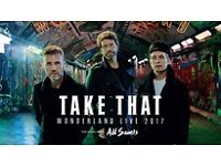 Take That Tickets 3Arena - Standing