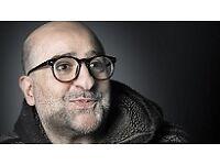 Omid Djalili: Schmuck For a Night Ipswich Regent Theatre Ipswich,-24 th April