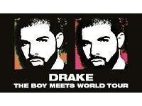 Drake SSE HYDRO March 22nd Standing Tickets