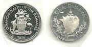 Bahamas Silver Coins