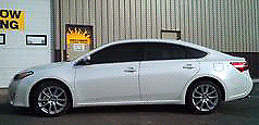 $129.99 COMPLETE WINDOW TINTING THIS WEEK ONLY