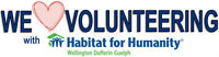 Habitat for Humanity Build Site Host/Hostess