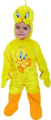 Rub - Looney Tunes Kinder Kostüm Tweety Strampler (Looney Tunes Kostüm)
