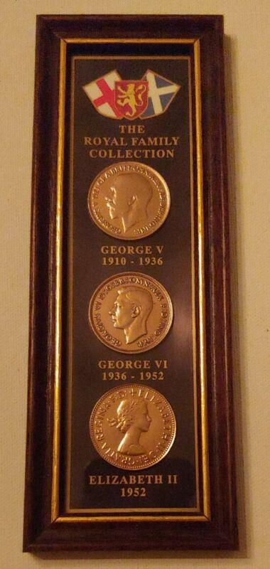 British Heritage - The Royal Family Collection coin set