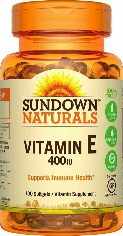 2 Tarros Vitaminas Mejor Vitamina E Para La Piel La Cara Y El Cabello