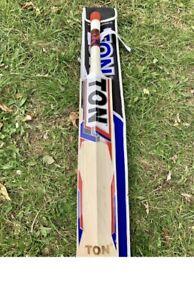 Ton Reserve edition cricket bat new