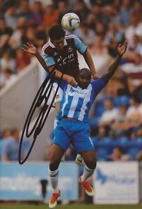 WEST-HAM-JAMES-TOMKINS-SIGNED-6x4-ACTION-PHOTO-COA