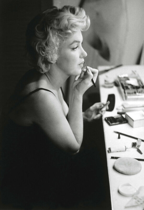Marilyn Monroe Make Up Lips 8x10 Photo Print