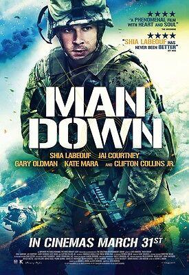 Man Down - USMC Sporthose von Shia LaBeouf mit COA