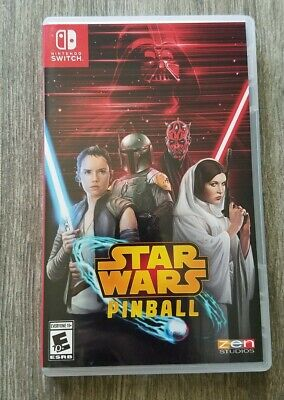 Star Wars Pinball (Nintendo Switch, 2019)