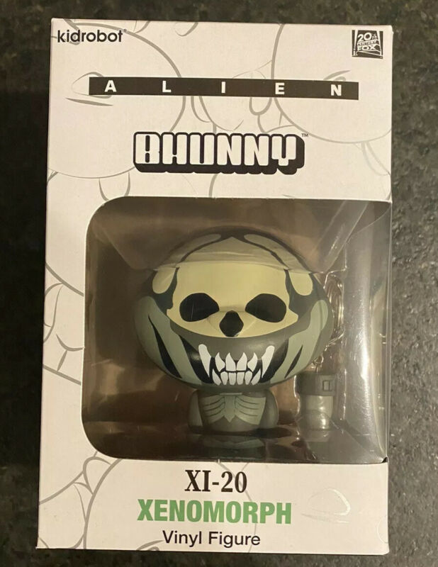 Kidrobot Bhunny Alien XI-20 Xenomorph Figure Collectible New NIB